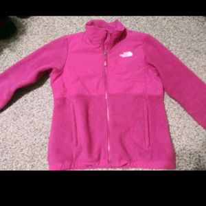 Girls Northface jacket
